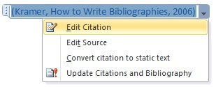 Image of Edit Citation button