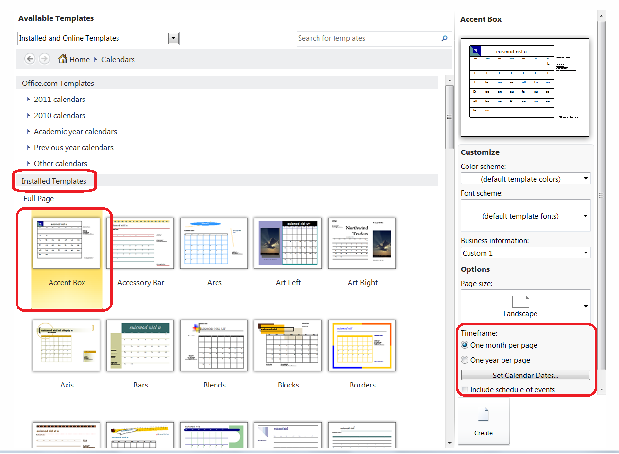 Personalize a calendar for New Year in Publisher - Microsoft 365 Blog