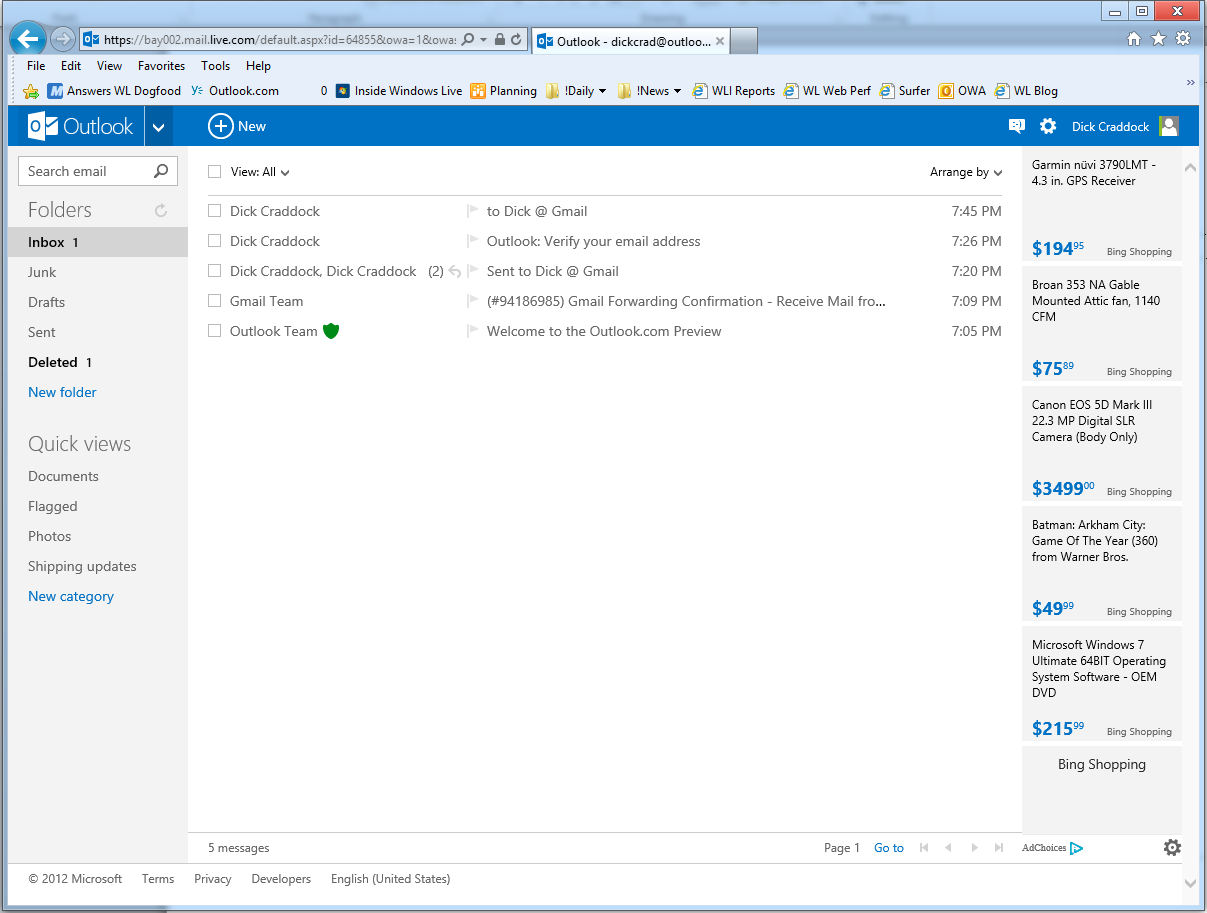 Upgrade from Gmail to Outlook com in 5 easy steps