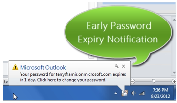 disable password expiration office 365