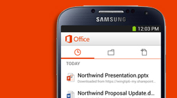 Office 365 subscribers get Office Mobile for Android