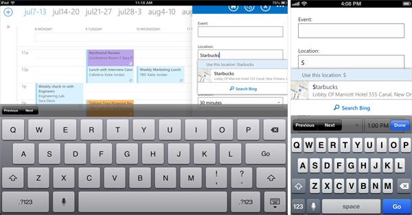 add shared calendar to iphone