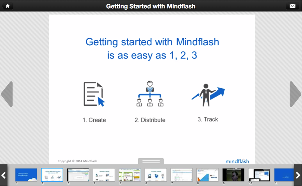 yammer and featured partner mindflash deliver the best online