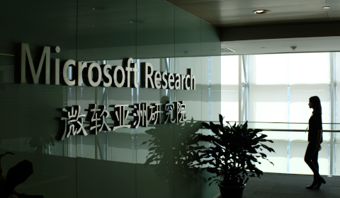 Microsoft's innovation powerhouse in Asia is fueled by science and research