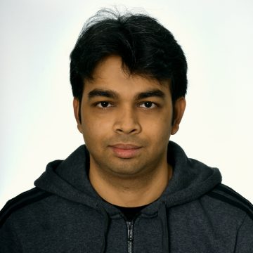 Portrait of Anant Raj