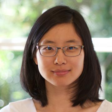Portrait of Carolyn Kim