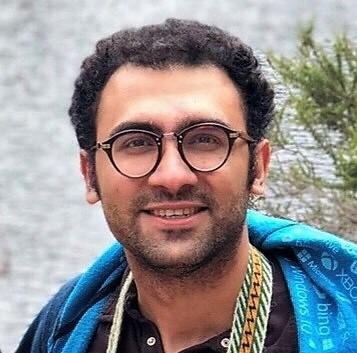 Portrait of Cash Khosravi