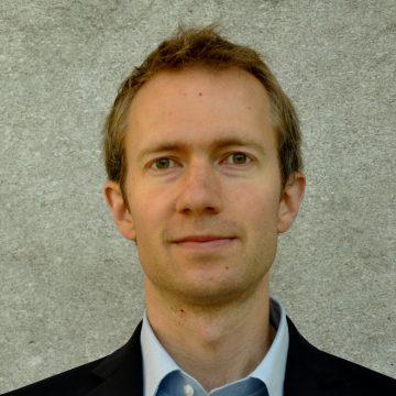 Portrait of Daniel Björkegren