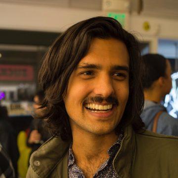 Portrait of Luis Armona