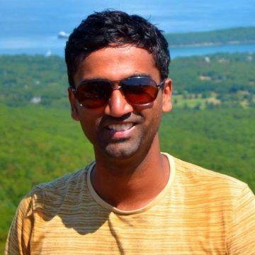 Portrait of Nishanth Dikkala