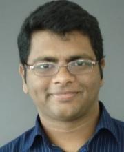 Portrait of Natesh  Pillai