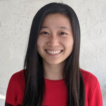 Portrait of Victoria Pu