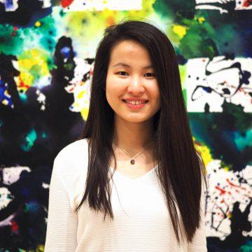 Portrait of Lydia Liu