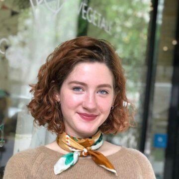 Portrait of Rachel Bergmann