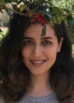 Portrait of Samira Samadi