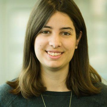 Portrait of Sofia Eleni Spatharioti