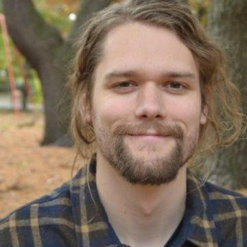 Portrait of Jeff Nivala
