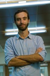 Portrait of Georgios Zervas