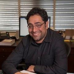 Portrait of Muhamet Yildiz
