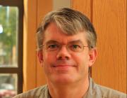 Portrait of Stephen Morris