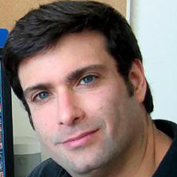 Portrait of Steven Drucker