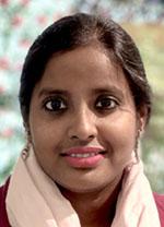 2020 Microsoft Research PhD Fellow: Poulami Das