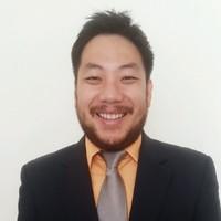 Portrait of Alberto Fung