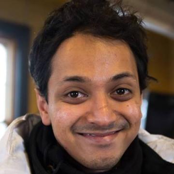 Portrait of Vaishnav Kameswaran