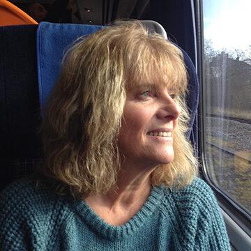 Portrait of Linda Pring