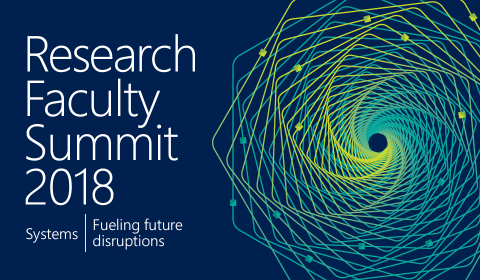 Image associated with Building a global AI supercomputer - The 2018 Microsoft Research Faculty Summit
