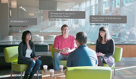 Image associated with Customized neural machine translation with Microsoft Translator