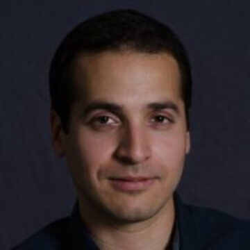 Portrait of Seyedmahdad Mirsamadi