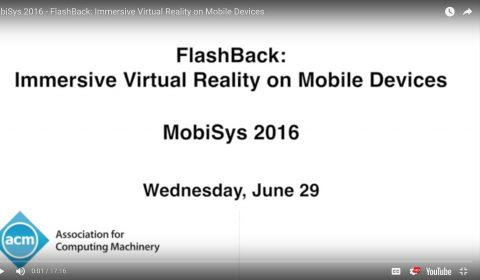 Mobility and Networking Research - Microsoft Research