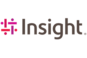 Health Bot partner: Insight Enterprises logo