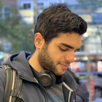 Portrait of Arian Hosseini