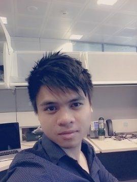 Portrait of Dat Nguyen