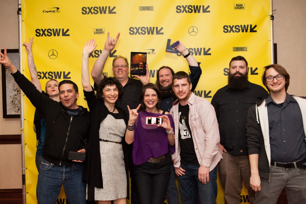 21st Annual SXSW Interactive Innovation Awards. Photo by Samantha Burkardt