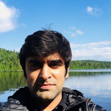Portrait of Gandharv Patil