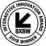 SXSW Interactive Innovation Winner