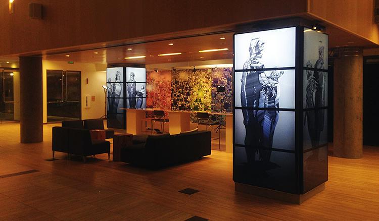 Instance Artist in Residence exhibit