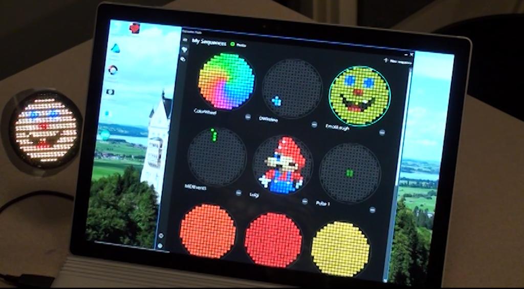 Microsoft Expressive Pixels Intro