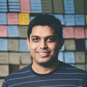 Portrait of Ranveer Chandra