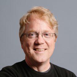 Portrait of Andy Wilson