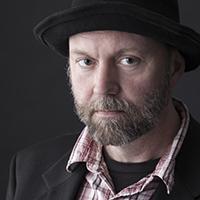 Portrait of Dan Thornton