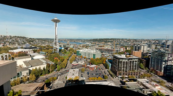 Seattle Gigapixel ArtZoon