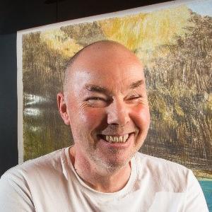 Portrait of Keith Salmon