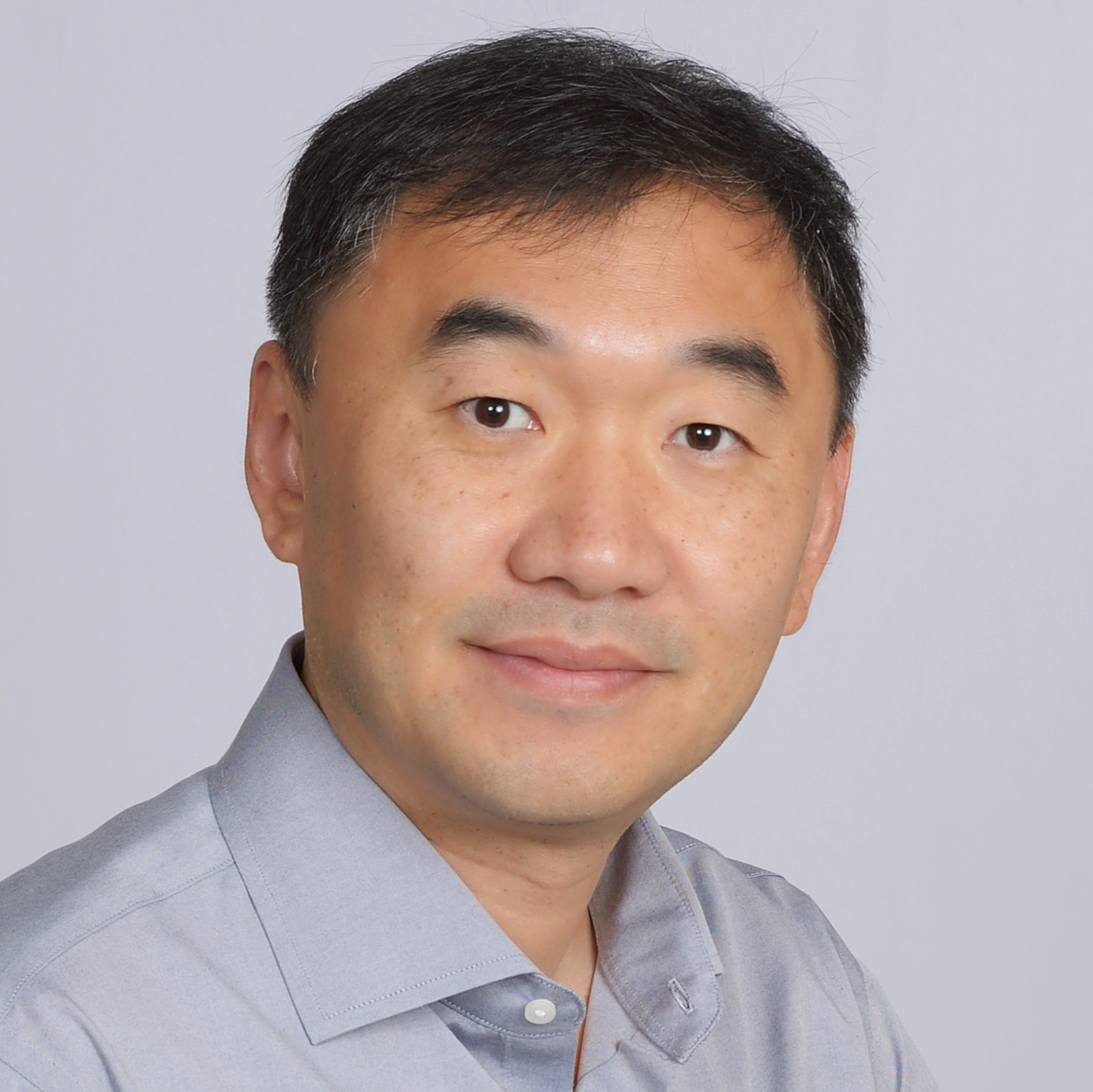 Portrait of Jie Liu