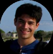 Portrait of Luca Saglietti