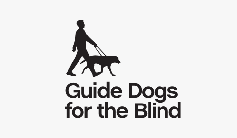 Guide Dogs for the Blind North America logo
