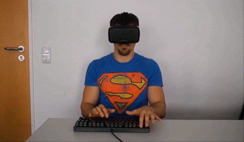 Effects of Hand Representations for Type in VR
